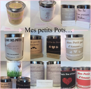 Mes Petits Pots by Mademoiselle-Zen Home