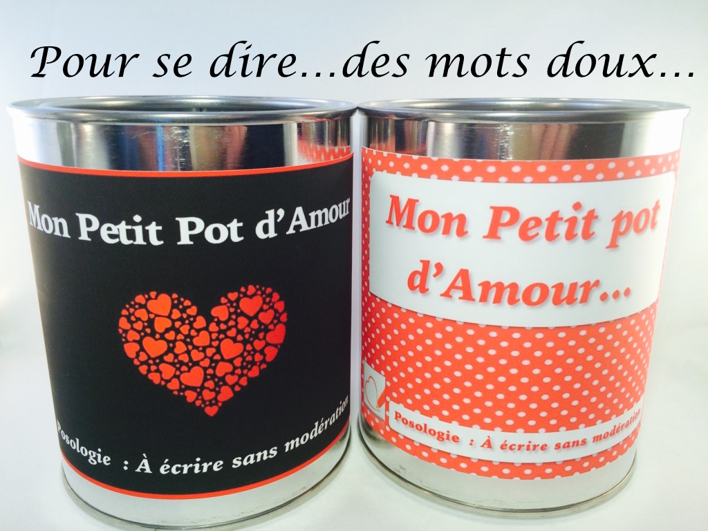 Mon pot d'Amour Love